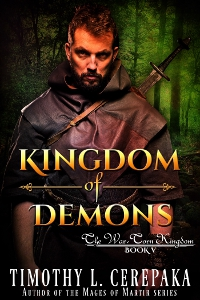 "Cover for ""Kingdom of Demons"""